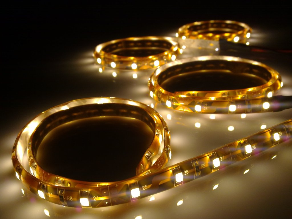 The Benefits Of Using LED String Lights